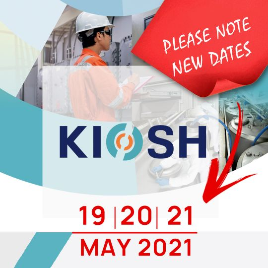 LET US INFORM YOU ABOUT THE POSTPONEMENT OF KIOSH EXHIBITION 2020